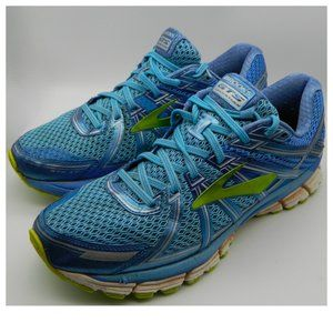 BROOKS GTS 17 Sneakers Running Shoes Sz 11 Blue